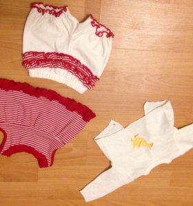 Комплект костюм для девочки