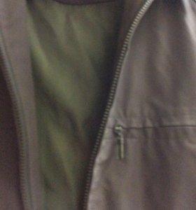 Новая куртка мужская 48 демисезон
