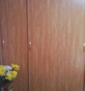 Шкаф купе 3-х створчатый