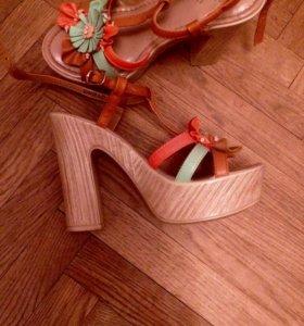 Босоножки туфли летние 36