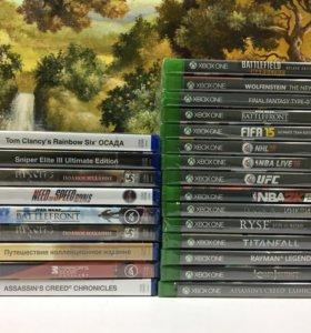 Игры на PS3, PS4, Xbox360, Xbox one.