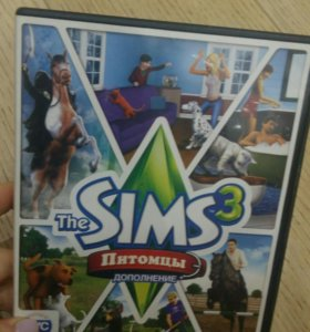 The sims 3 дополнение питомцы