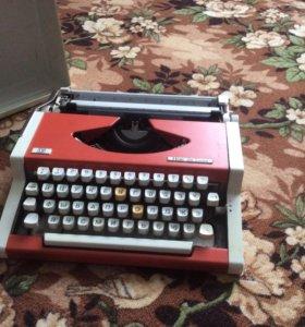 Портативная печатная машинка UNIS TBM de Luxe