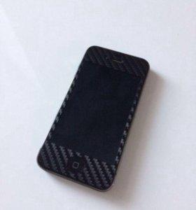 iPhone 4, 8gb, iOS 7, черный