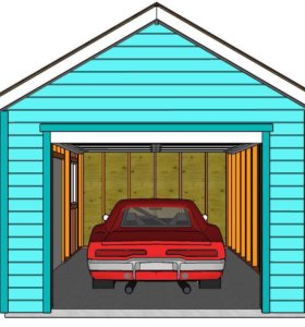 Продам гараж 24 кВ.м.