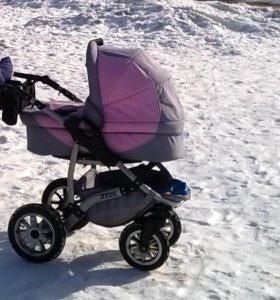 Детская коляска 2 в 1 + подарки