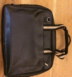 Мужская сумка-портфель.