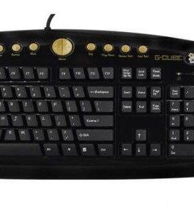 Клавиатура с мышкой , для компьютера G cube
