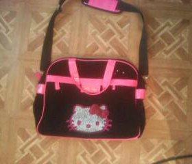 Школьная сумка hello kity