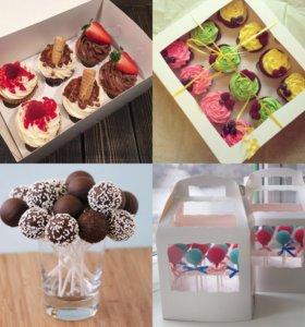 Выпечка,десерты,сладости на заказ(капкейки и тд)💕