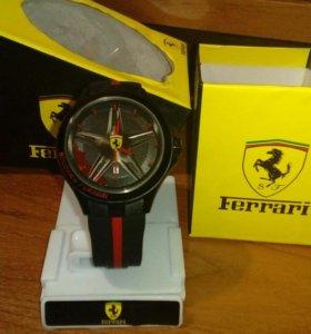 Часы Ferrari мужские черные