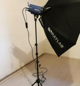 Студийное световое оборудование (софтбокс)