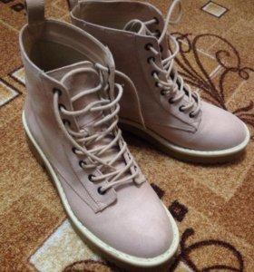 Ботиночки новые H&M