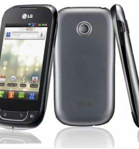 Смартфон LG Optimus Link Dual Sim P698