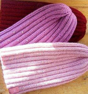Удлиненные шапки