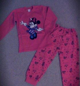 Пижама на Девочку(новая,с биркой)