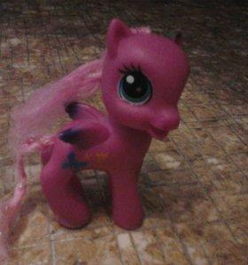 Игрушачная пони