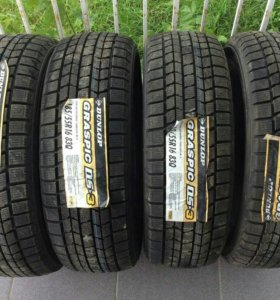 185/55R16 Dunlop Graspic DS-3 (липучка)
