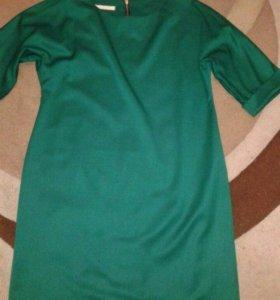 Стильное платье р.48-50