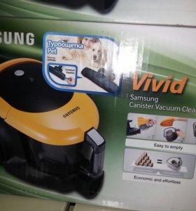 Пылесосы Samsung 2000вт