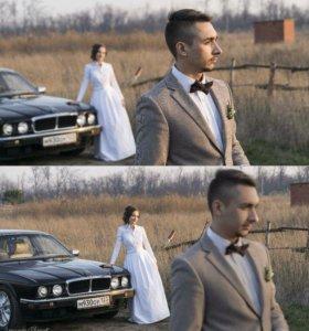 Видеосъемка свадьбы.