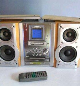Стерео система Panasonik SA-PM 25