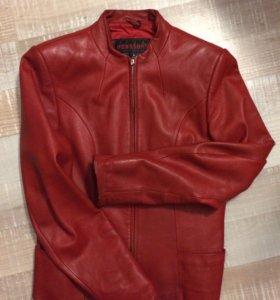 Кожаная куртка. Натуральная кожа!!!