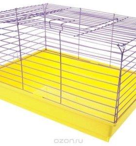 Клетка для крупных грызунов и хорьков