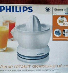 Соковыжималка для цитрусовых Philips HR2744
