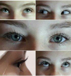 Botox Lash и Ламинирование ресниц(бровей)