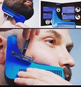 Beard Bro (расчёска для бороды)