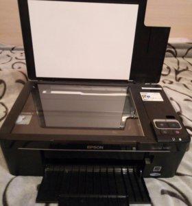 Принтер Epson Stylus SX130 series