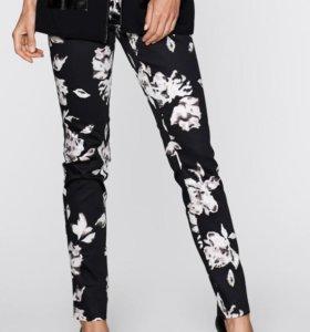 Новые брюки стрейч 52 р- р