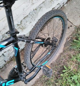 Велосипед Focus Whistler 26r