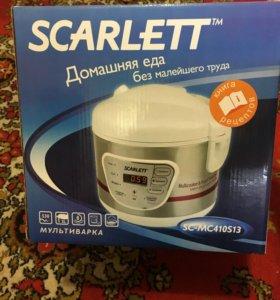 Мультиварка SCARLETT SC-MC410S13