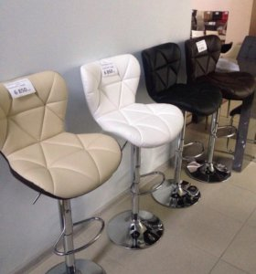 Стильные барные стулья!