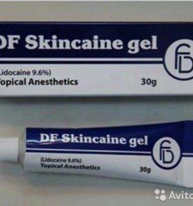 9.6% 30гр DF Skincaine gel