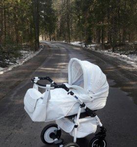 коляска Аdamex Enduro 3в1 экокожа