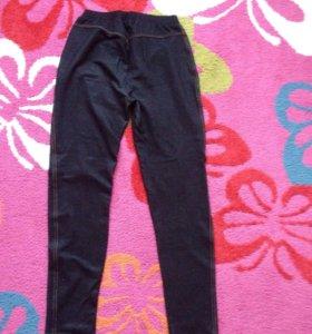 Лосины джинсы 44 р