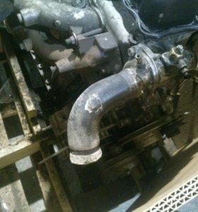 Двигатель в разбор газель Волга 402