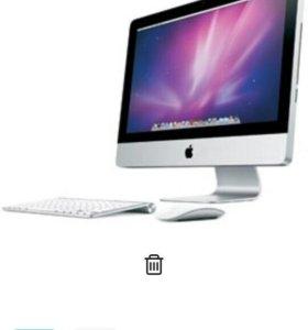 """Apple iMac """"Core i3"""" 3.06 21.5-Inch (Mid-2010)"""