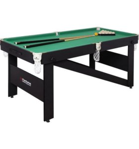 Бильярдный стол Fortuna Hobby BF-630R 6фт РП
