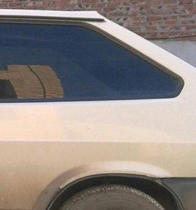 Стёкла задние боковые 2108