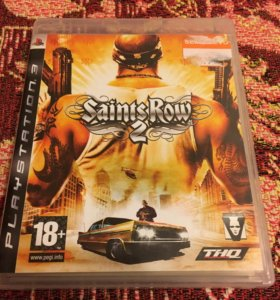Saints Row 2 для PlayStation 3