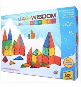 Магнитный конструктор Mag-wisdom
