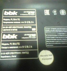Портативный DVD плеер с ТВ