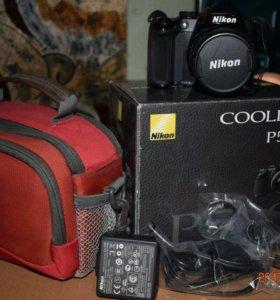 Никон COOLPIX P500