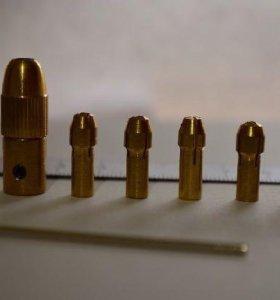 Продам цанговый патрон 0.5 - 3 мм