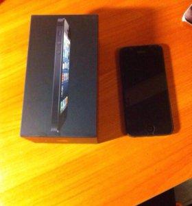 IPhone 5. 16 GB.
