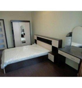 Спальня бася и матрас